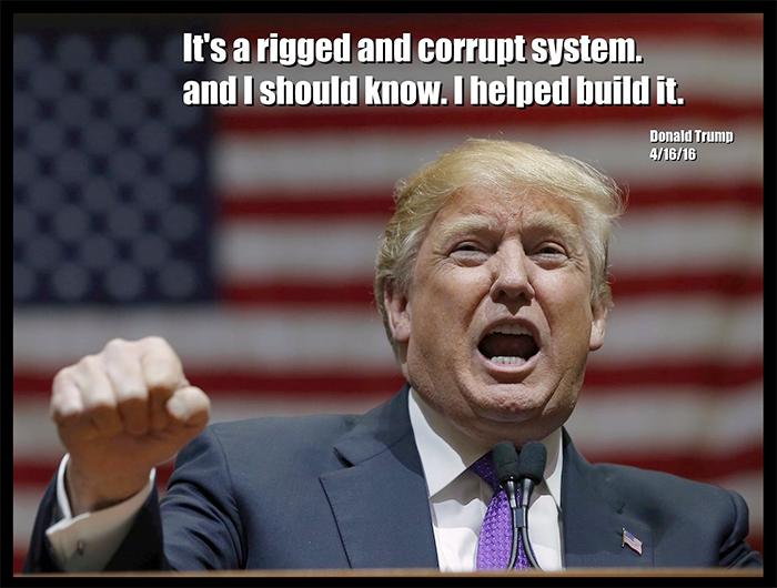 Image result for Trump Mister Twister Kapitalister